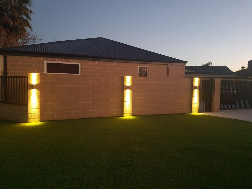 LED Outdoor Stainless Steel Lighting Ballajura