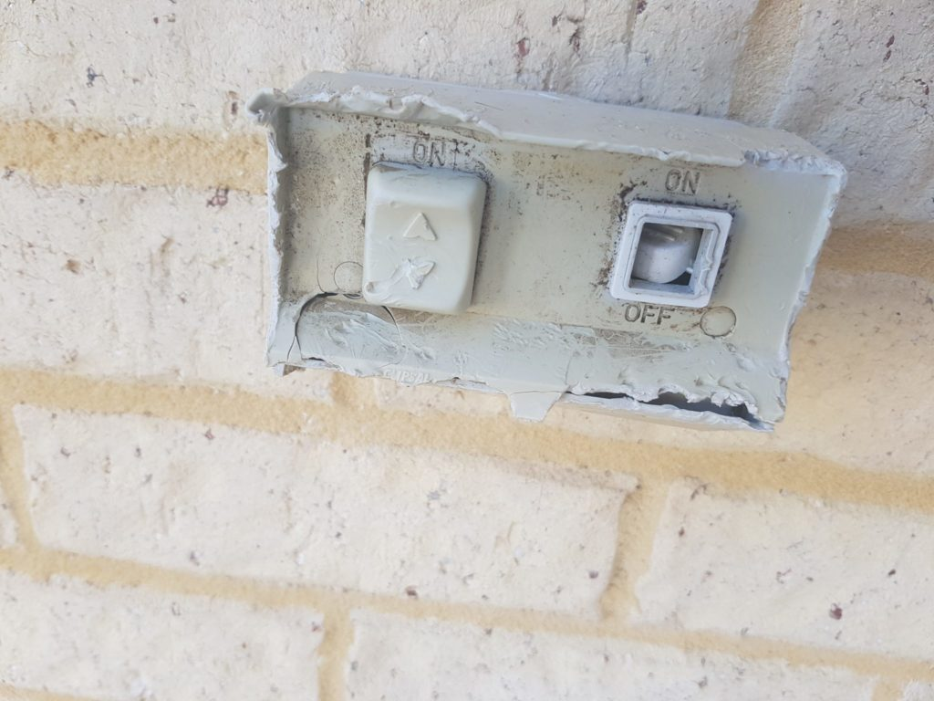 Property Electrical Inspections Find Many Faults