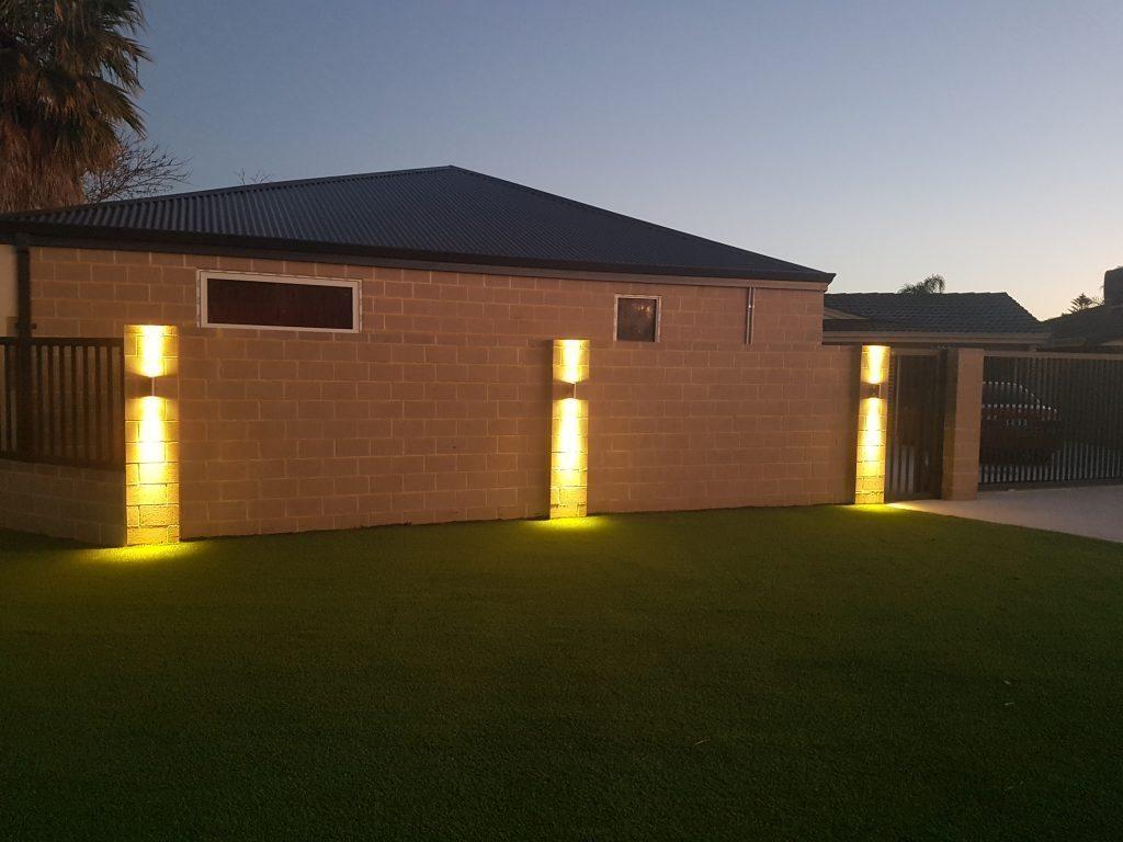 LED Outdoor Stainless Steel Lighting Ballajura