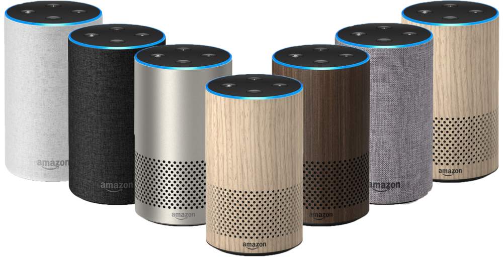 Smart home appliances virtual assistant Amazon Echo