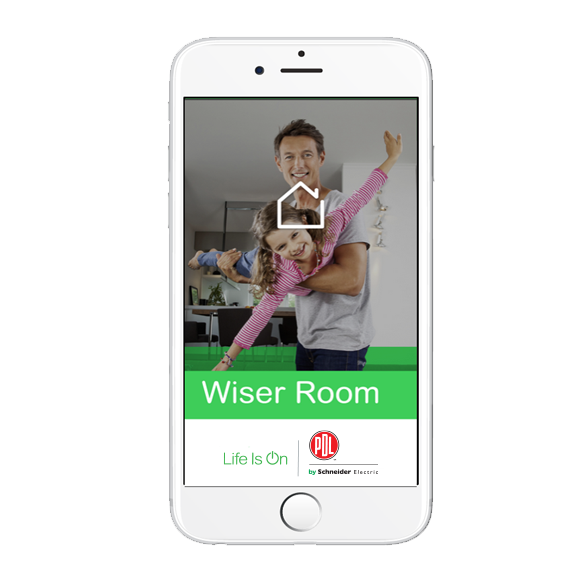 Wiser App Clipsal Bluetooth Light Control Smart Home Perth